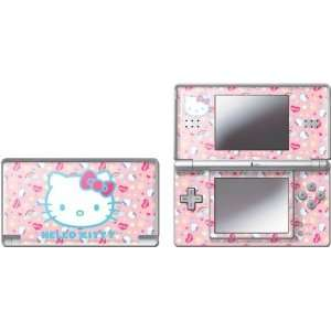 Skinit Hello Kitty Pink, Hearts & Rainbows Vinyl Skin for Nintendo DS