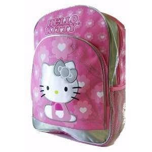 Hello Kitty Full Size School Backpack  Heart