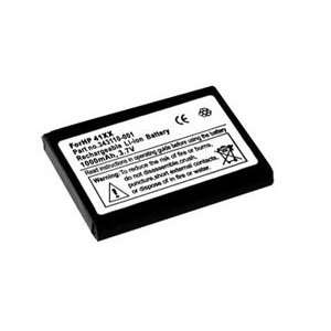 High Quality Battery for HP iPAQ h4100 Serie, 3,7 V, 1000