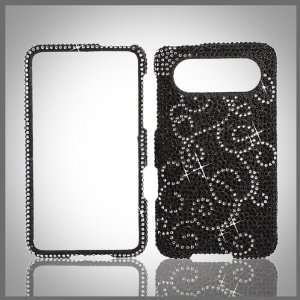 bling diamond rhinestone case cover for HTC HD 7 Cell Phones