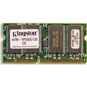 SODIMM SDRAM 128MB 100Mhz 144 pin PC100   IBM Thinkpad Laptop Memory