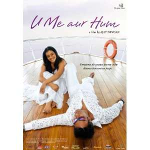 U Me Aur Hum Poster Movie Indian (11 x 17 Inches   28cm x
