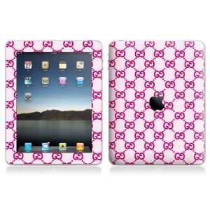 PINK G Style Design Apple iPad 3G Wifi 16GB 32GB 64GB Vinyl Skin Decal