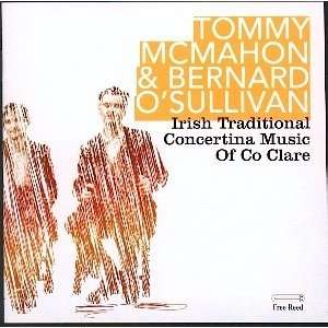 Irish Traditional Concertina Music of Co.Clare Tommy