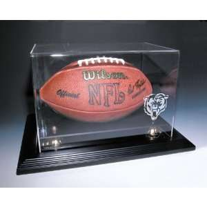 Chicago Bears Nfl Zenith Football Display Case