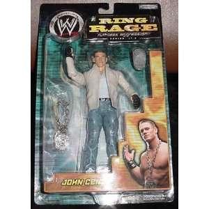 WWE JAKKS JOHN CENA RUTHLESS AGGRESSION 17.5 FIGURE: Toys & Games