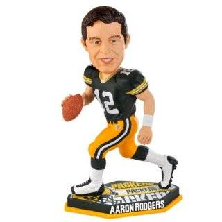 Green Bay Packers NFL Aaron Rodgers Forever Collectibles Thematic Base