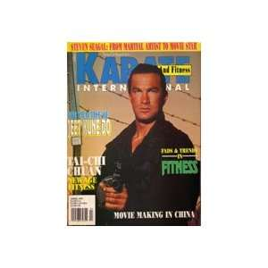 Karate & Fitness International Magazine (Preowned):  Sports