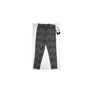 Star Ride Girls 4 6x Gray Leopard Print Leggings Baby