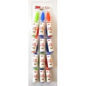 Scotch Mini Lint Rollers 30 Sheets (3 Pack): Health