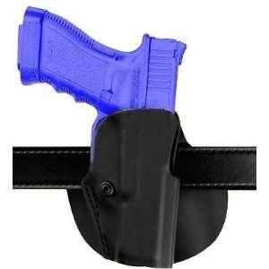 Safariland 5188 Paddle Holster for Pistols   STX Plain Black, Right