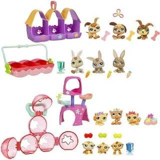 littlest pet shop petriplets Toys & Games