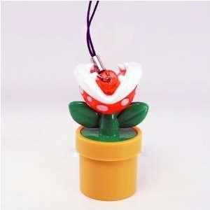 Super Mario Light Mascot Strap Part 2   Petey Piranha Toys & Games