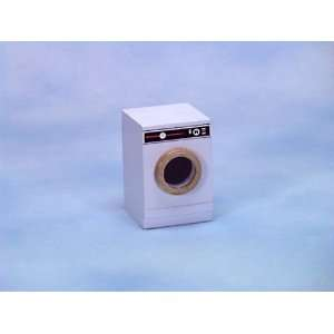 Dollhouse Miniature White Dryer: Toys & Games