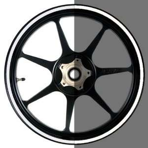 , Scooter, Car & Truck Wheel Rim Stripes 1/8 or 3mm wide Automotive