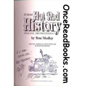 Tex Smiths Hot Rod History Book One  The Beginnings