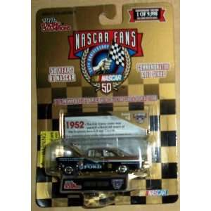 Nascar Fans 50th Anniversary Gold Series 1952 Ford Diecast Toy: Toys