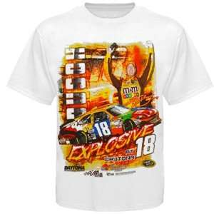 NASCAR Chase Authentics Kyle Busch 2012 Shootout Winner T