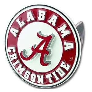 Alabama Crimson Tide UA NCAA Trailer Hitch Cover