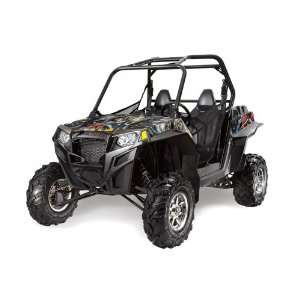 AMR Racing Polaris RZR 900 XP 2011 UTV Side X Side, Graphic Decal Kit