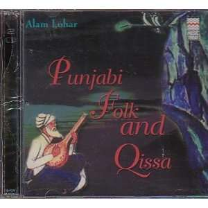 Punjabi Folk & Qissa By Alam Lohar [2 Cds Set ]: Alam