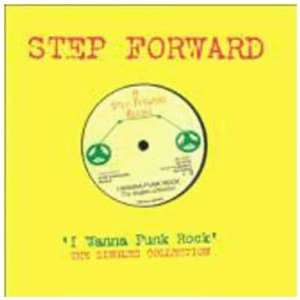 Step Forward Singles I Wanna Punk Rock the Various Artists Music