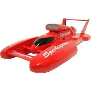 RC Hydro Speed Boa R/C Racing Spors Ship Radio Remoe Conrol