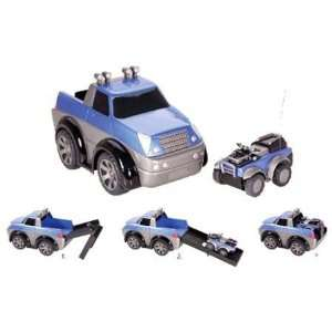 Control Detachable Recreational Vehicle Truck and ATV: Toys & Games