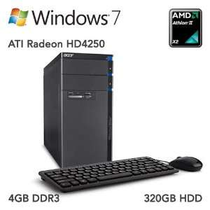 Acer Aspire M3400 B2072 Refurbished Desktop Computers & Accessories