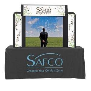 Safco ShoWise Large Economy Table Top Display Office