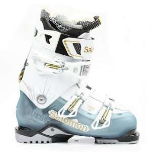Salomon Quest Womens Ski Boots 2011 (cold sea/white