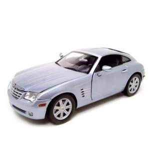 com CHRYSLER CROSSFIRE BLUE 118 SCALE DIECAST MODEL Everything Else