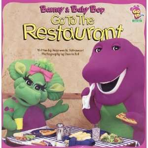 Baby Bop Go To The Restaurant (0045986977236): Scholastic Inc.: Books