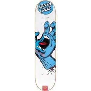 Santa Cruz Powerply Screaming Hand Limited Skateboard Deck