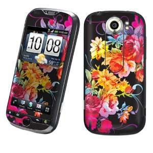 Slide Vinyl Protection Decal Skin Rainbow Rose: Cell Phones