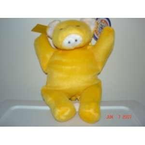 Stuffed Pig Dog Toy:  Kitchen & Dining