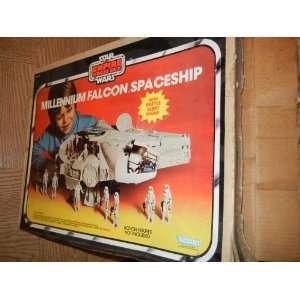 1979 Star Wars Empire Strikes Back Millennium Falcon Toys & Games