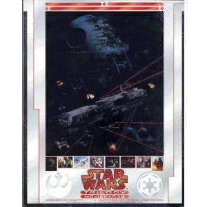 Star Wars Trilogy Movie Cards  Contains Eight Classic 11