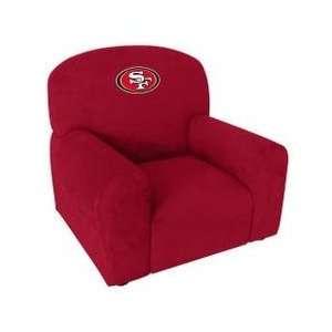 NFL San Francisco 49ers Kids Chair   Imperial International   525601