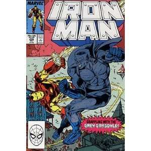 Iron Man (Vol. 1), Edition# 236 David Michelinie, Bob