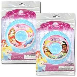 New   Princess Inflatable Swim Ring 2 Asstd. Case Pack 36