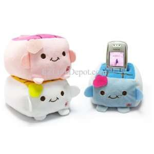 EZLink Cute Tofu Mobile Phone Cell Phone Stand Accessories