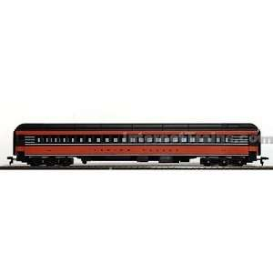 HO Scale Heavyweight Coach   Lehigh Valley Asa Packer: Toys & Games