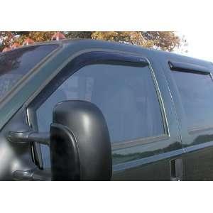 41251 2 Stampede Dodge Ram Snap Inz Smoke Vent Visors   Vent Visors