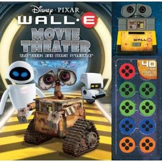 Disney Pixar Cars Movie Theater Storybook & Movie Projector