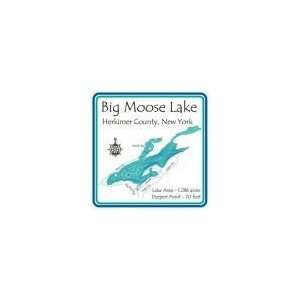 Big Moose Stainless Steel Water Bottle