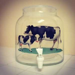 Glass Water Dispenser  Country Cow Kitchen & Dining