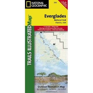 Paddlers Guide to Everglades National Park (9780813033600