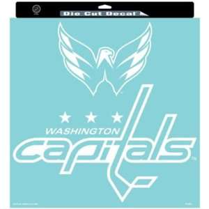 Wincraft Washington Capitals 18x18 Die Cut Decal
