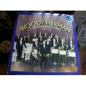 Woody Herman The Thundering Herds 1945 1947 (Vinyl Record